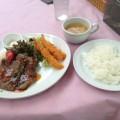 恵比寿のマナブ整体院、周辺散歩。ガーデンプレイスでステーキ食べました。