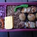 恵比寿のマナブ整体院周辺散歩、屋上ガーデンニングでお弁当。