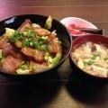 恵比寿の沖縄食堂ラフテー丼、後記