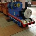 恵比寿の整体師、周辺散歩。恵比寿に機関車トーマス