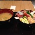 恵比寿の整体師、周辺ランチ。海鮮丼食べました。