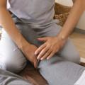腰痛の人は、膝裏を摩ってください。