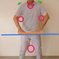 恵比寿で整体講座してます。整体の姿勢と武術の姿勢は同じです。