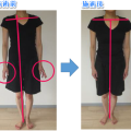 慢性の肩こりは、リキみ(無意識緊張の歪み、血流不足)が原因です。