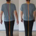 慢性の肩こりは背骨に着目。立禅で気を通す。