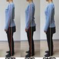 自分の感覚と実際は違う。慢性の肩こり、腰痛と大きく関係します。