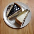 ヨハンのチーズケーキを頂きました。ありがとうございます。