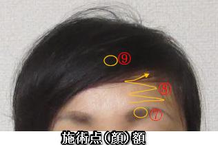 添え手ポイント顔3