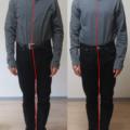 外気功・内気功(個人セッション)の体の変化。体が歪むと腹でて肚が使えない。