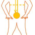 気の引導。気の動きと体の動きを合わせる。