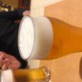 気功的整体と和の身体法の研究をビールで誓う。