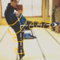 武術の身体法、螺旋軸で肩こりがなくなる。強くなる。