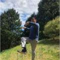 自然の中で站椿する意味