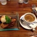 恵比寿のマナブ整体院、おすすめカフェ。フレンチトースト
