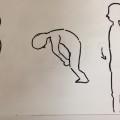 整体の効果。肩こり、腰痛、体に力が入る。