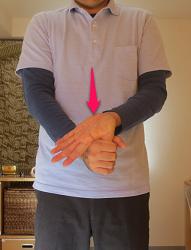 指のストレッチ2