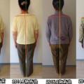 気功の手セラピーと膝裏摩りセルフケア体験者の身体の変化