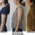肩こり改善のポイント!骨盤と頭をあわせて武術姿勢になること。