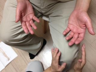 講座膝感応1
