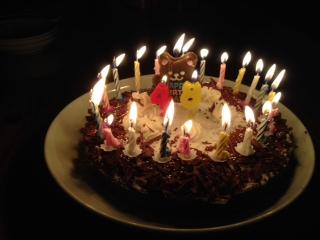 160624誕生日ケーキ