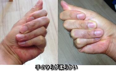 手のひら柔らかさ2