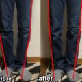 ギックリ腰とO脚に効く!気功の手整体術はバランス術